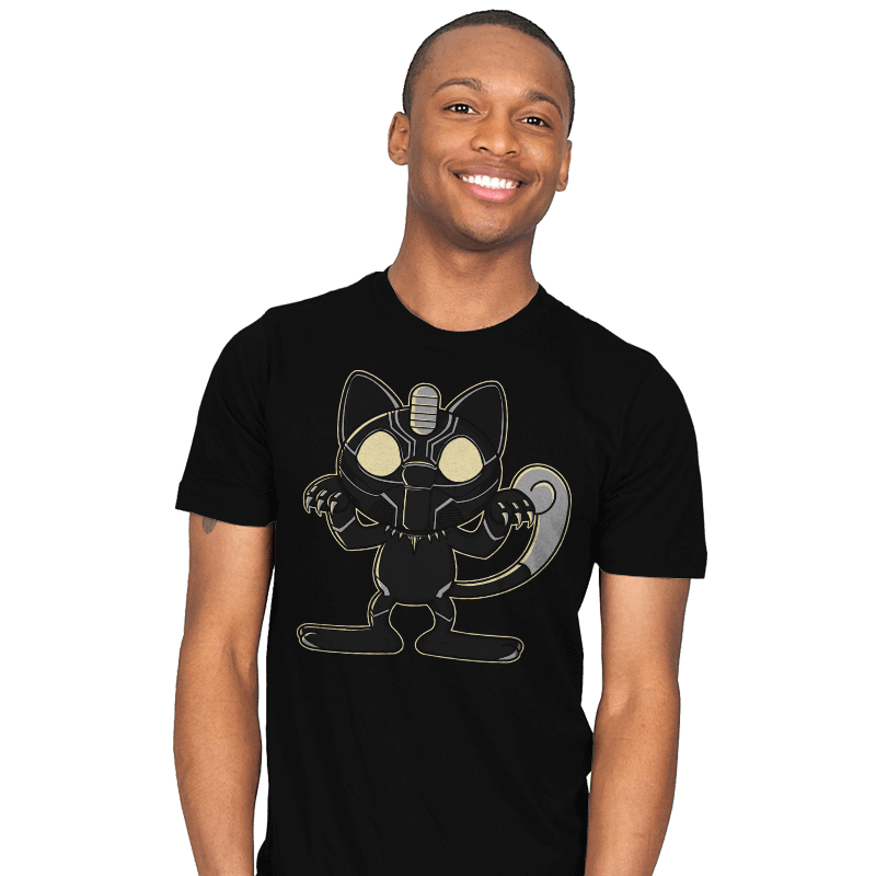 Meow - Mens - T-Shirts - RIPT Apparel