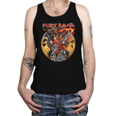 Fury Maiden: The Doofer Exclusive - Tanktop - Tanktop - RIPT Apparel