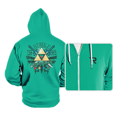 Hyrule Adventurer - Hoodies - Hoodies - RIPT Apparel