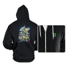 One hero  - Hoodies - Hoodies - RIPT Apparel