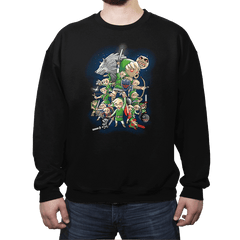 One hero  - Crew Neck - Crew Neck - RIPT Apparel