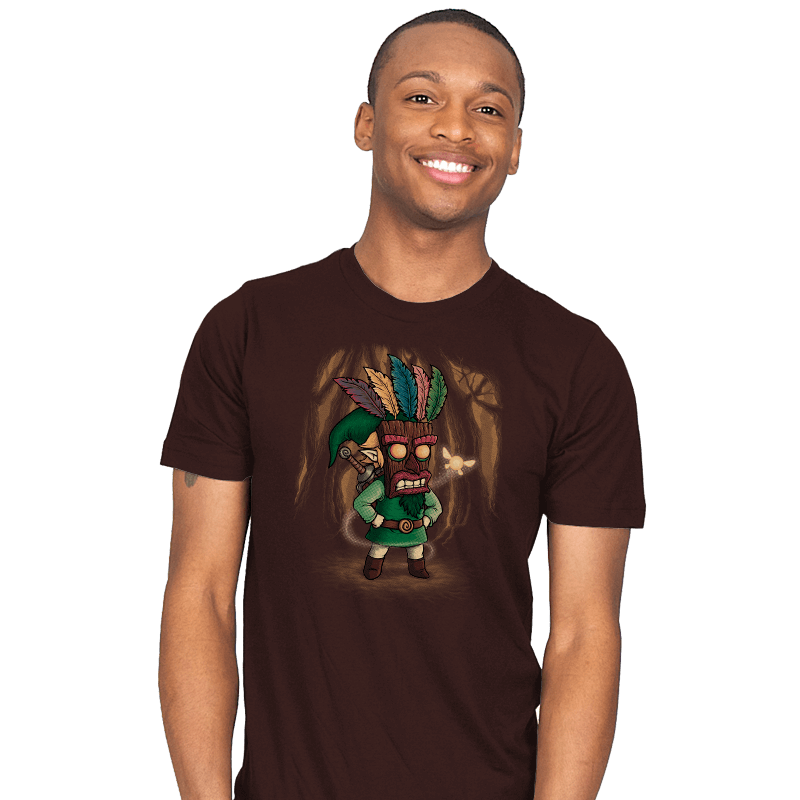 The Legend of Aku Aku Mask - Mens - T-Shirts - RIPT Apparel
