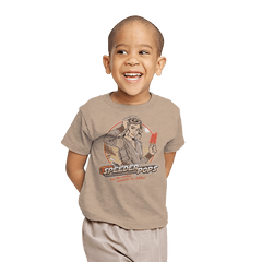 Speeder Pops - Youth - T-Shirts - RIPT Apparel