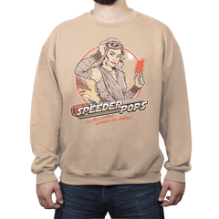 Speeder Pops - Crew Neck - Crew Neck - RIPT Apparel