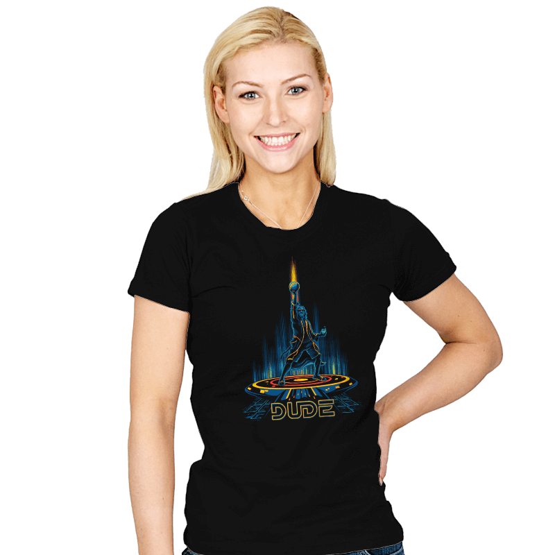 The Big Tronowski - Womens - T-Shirts - RIPT Apparel