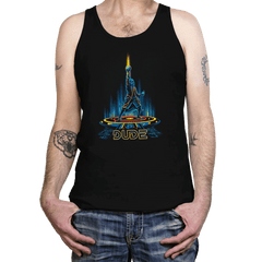 The Big Tronowski - Tanktop - Tanktop - RIPT Apparel