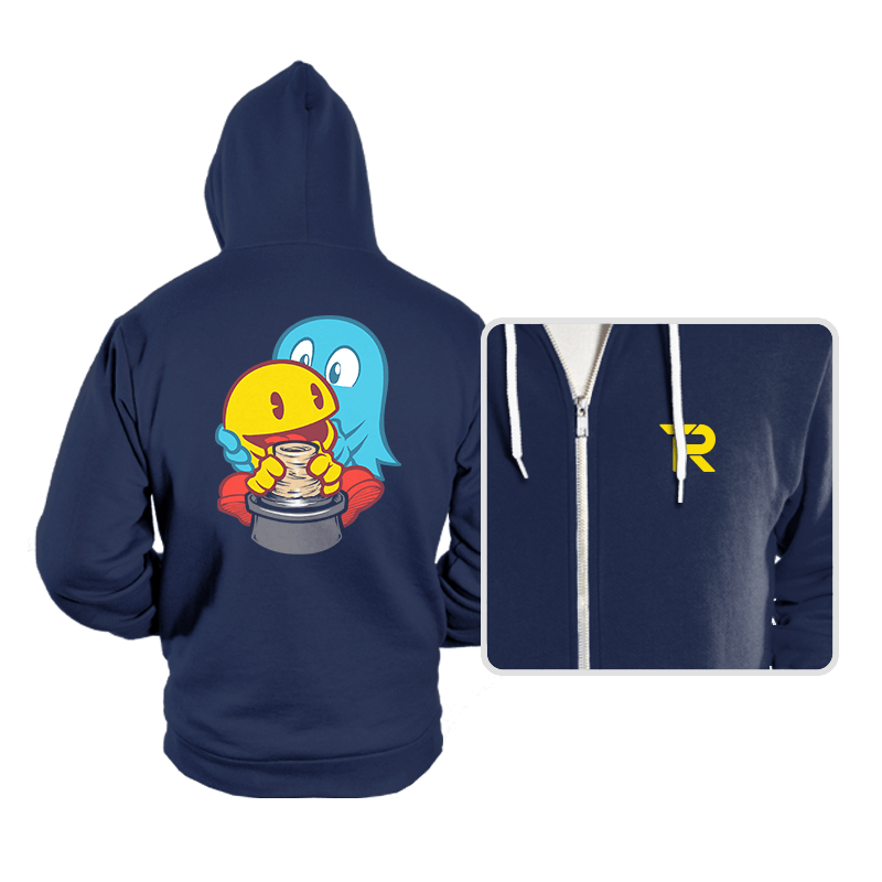 Ghost - Hoodies - Hoodies - RIPT Apparel
