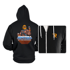 Hipsters Of The Universe - Hoodies - Hoodies - RIPT Apparel