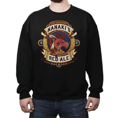 Nanaki's Red Ale - Crew Neck - Crew Neck - RIPT Apparel