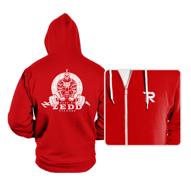 Body by Zedd - Hoodies - Hoodies - RIPT Apparel