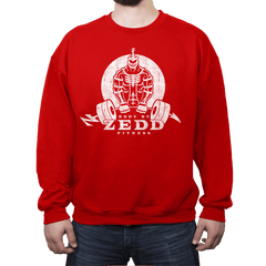 Body by Zedd - Crew Neck - Crew Neck - RIPT Apparel