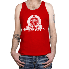 Body by Zedd - Tanktop - Tanktop - RIPT Apparel