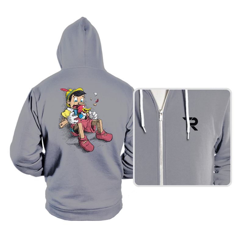 The Eighth Woodpecker - Hoodies - Hoodies - RIPT Apparel