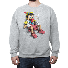 The Eighth Woodpecker - Crew Neck - Crew Neck - RIPT Apparel