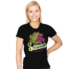 Seymour's Organic Plant Food - Womens - T-Shirts - RIPT Apparel