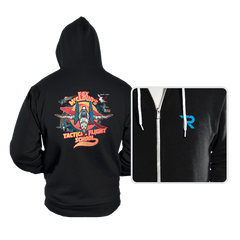 Arwing Flight School - Hoodies - Hoodies - RIPT Apparel