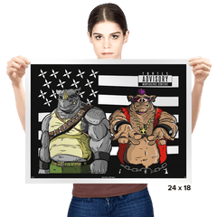 Henchmen Forever - Prints - Posters - RIPT Apparel