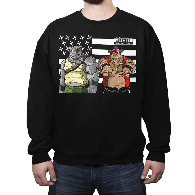 Henchmen Forever - Crew Neck - Crew Neck - RIPT Apparel
