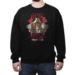 Orc Gym - Crew Neck - Crew Neck - RIPT Apparel