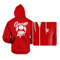 Grow up! - Hoodies - Hoodies - RIPT Apparel