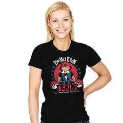 Gotta Bench 'em All! - Womens - T-Shirts - RIPT Apparel