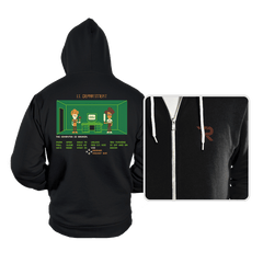 Maniac IT Department - Hoodies - Hoodies - RIPT Apparel