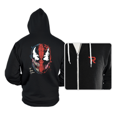 Daft Spider - Hoodies - Hoodies - RIPT Apparel