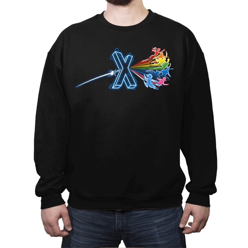 Mutant Side of the 90s - Crew Neck - Crew Neck - RIPT Apparel