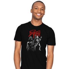 Darth Metal - Mens - T-Shirts - RIPT Apparel