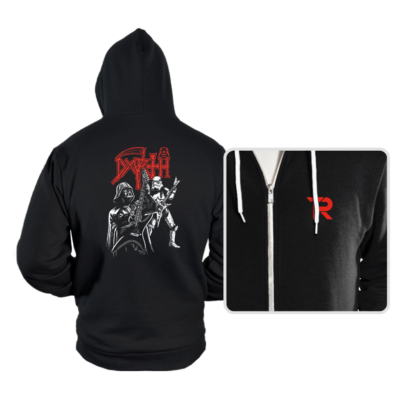 Darth Metal - Hoodies - Hoodies - RIPT Apparel