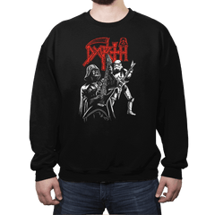 Darth Metal - Crew Neck - Crew Neck - RIPT Apparel