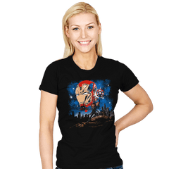 Civil Wars - Womens - T-Shirts - RIPT Apparel