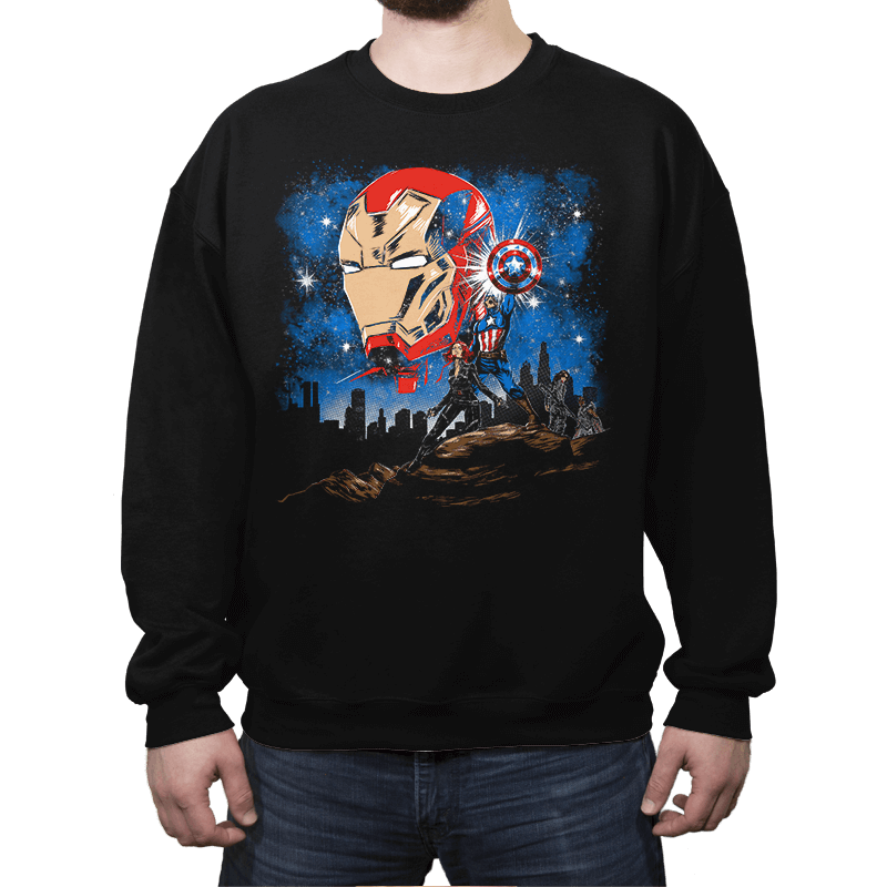 Civil Wars - Crew Neck - Crew Neck - RIPT Apparel