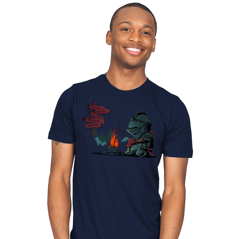 Death Everywhere - Mens - T-Shirts - RIPT Apparel