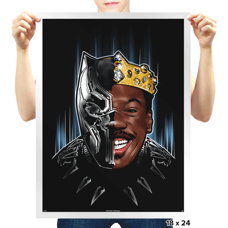 The Panther of Zamunda - Prints - Posters - RIPT Apparel