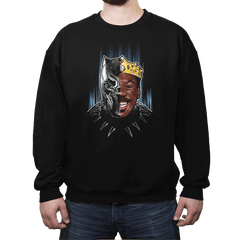 The Panther of Zamunda - Crew Neck - Crew Neck - RIPT Apparel