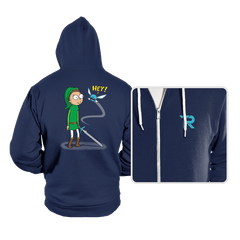 Hey! Look at me! - Hoodies - Hoodies - RIPT Apparel