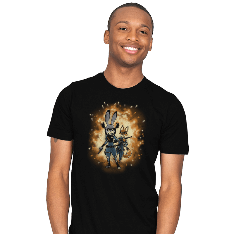 Hot Fuzzy - Mens - T-Shirts - RIPT Apparel