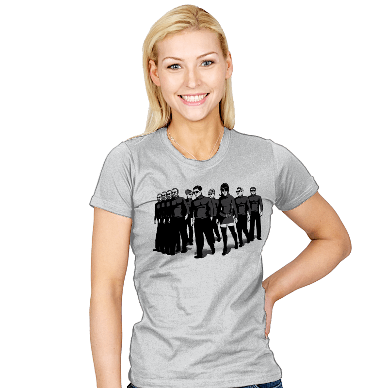 Reservoir Archer - Womens - T-Shirts - RIPT Apparel