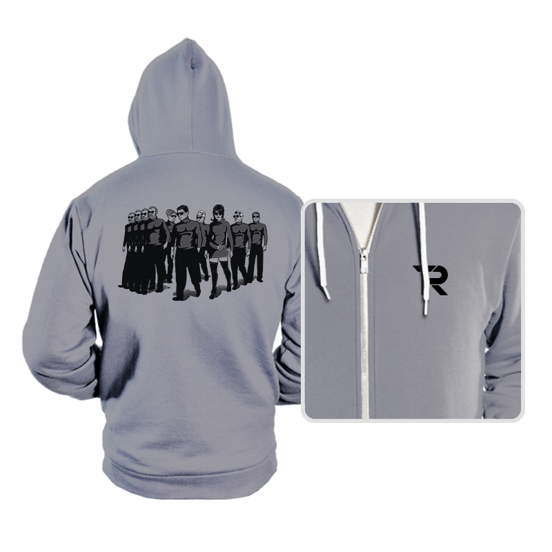 Reservoir Archer - Hoodies - Hoodies - RIPT Apparel