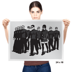 Reservoir Archer - Prints - Posters - RIPT Apparel