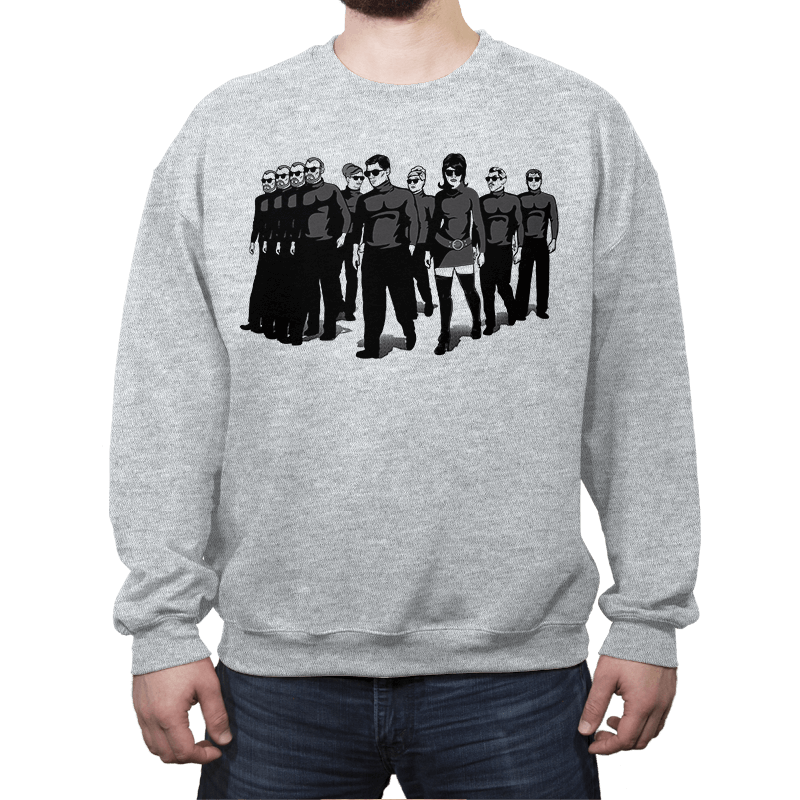 Reservoir Archer - Crew Neck - Crew Neck - RIPT Apparel