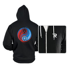 Yin-Yang of War - Hoodies - Hoodies - RIPT Apparel