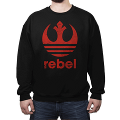 Rebel Classic - Crew Neck - Crew Neck - RIPT Apparel