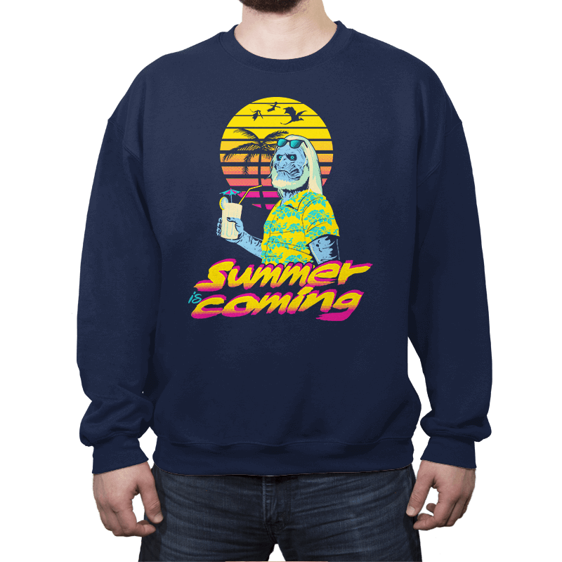 Summer is Coming - Crew Neck - Crew Neck - RIPT Apparel