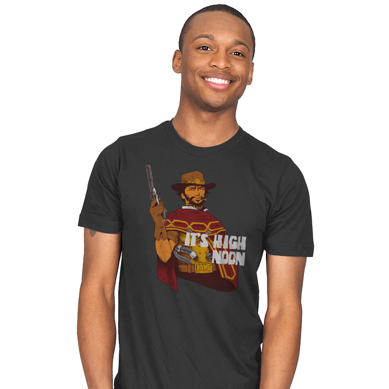 Clint McCree - Mens - T-Shirts - RIPT Apparel