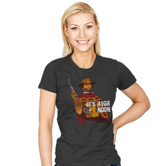 Clint McCree - Womens - T-Shirts - RIPT Apparel