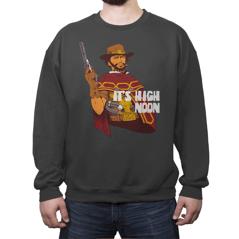 Clint McCree - Crew Neck - Crew Neck - RIPT Apparel