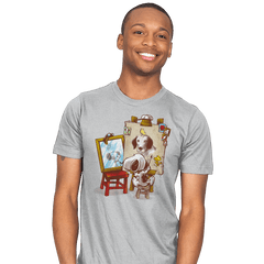 Triple Beagle Portrait - Mens - T-Shirts - RIPT Apparel