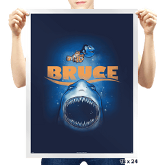 Finding Jaws - Prints - Posters - RIPT Apparel
